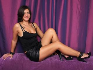 FeliciaMay naughty striptease