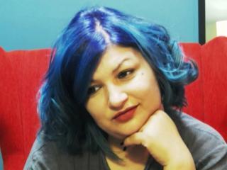 OttieBlue sexy webcam performer